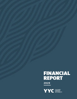 Icon of YYC 2020 Financial Report