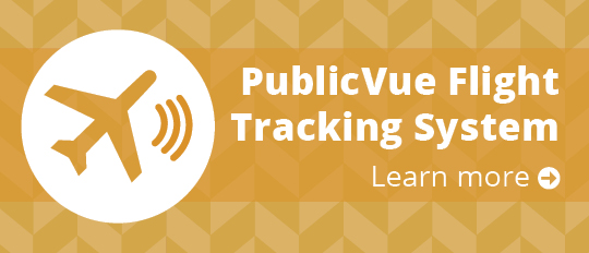 Link to PublicVue Flight Tacking System